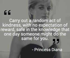 caring, humanity, and princess diana image