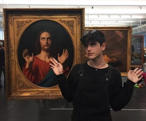 boy, art, and icon image