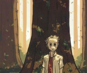 anime, hotarubi no mori e, and sad image