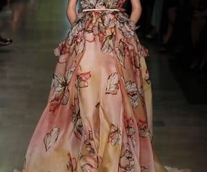 elie saab, butterfly, and designer image
