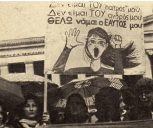 greek, feminism, and Greece image