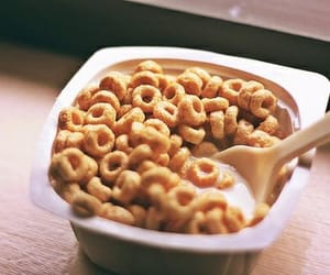 food, cereal, and breakfast image