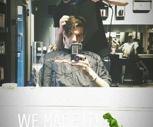 barber, haircut, and norway image