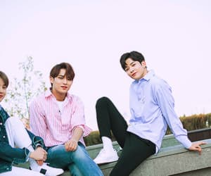 Seventeen, mingyu, and jungwoo image