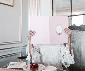 laduree and pink image