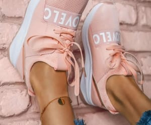 chic, shoes, and sneakers image