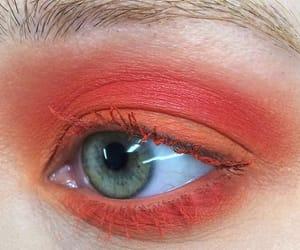 eyes, grunge, and makeup image