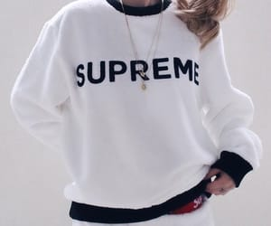 supreme, fashion, and clothes image