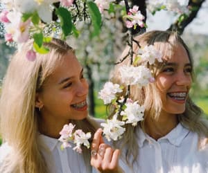 beautiful, bff, and flowers image