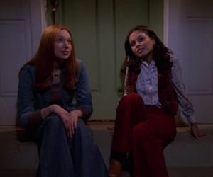that 70s show, donna, and jackie image