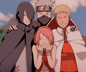 naruto, sakura, and anime image