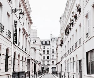 city, white, and architecture image
