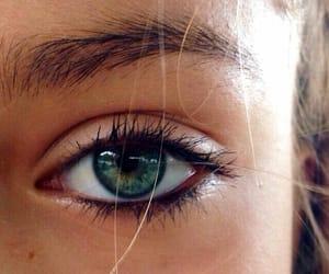 eyes, girl, and nice image