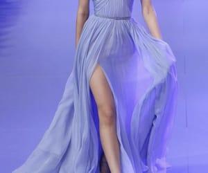 designer, dress, and elie saab image