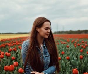 beautiful, shoot, and woman image