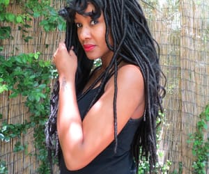aretha, black, and female image