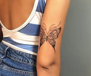 tattoo and tattooed image
