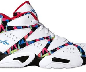 colorful, reebok, and style image