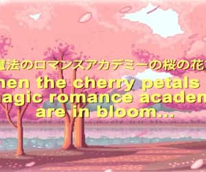 pink, aesthetics, and anime image