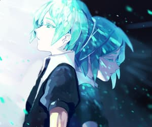 anime, gems, and phos image