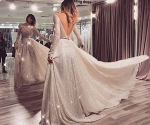 dress, femme, and idee image