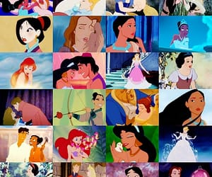 beauty and the beast, snow white, and disney movies image