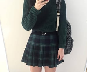 asian, outfit, and beuaty image