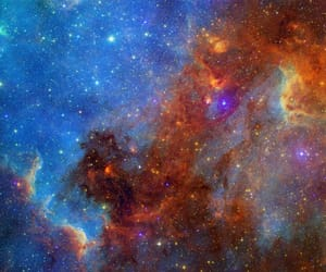 galaxy, nasa, and stars image