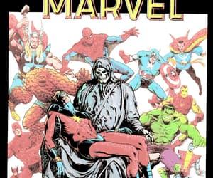 gif, Marvel, and comics book image