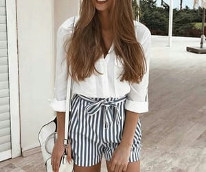blouse, moda, and summer image
