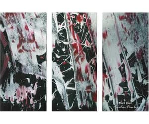 art, corbin henry, and abstract art image