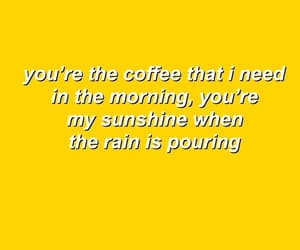 coffee, words, and text post image