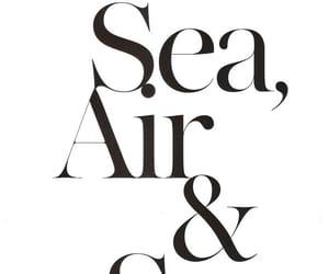 sea, sun, and air image
