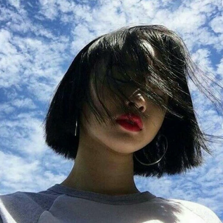 Short Hairstyles On We Heart It