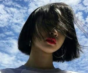 article, girls, and hair image