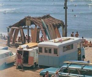 beach, hawaii, and summer image