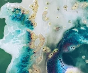 background, foam, and soap image