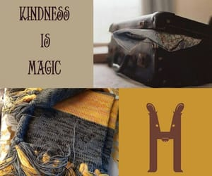 aesthetic, grey, and harry potter image