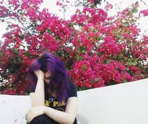 alternative, flowers, and me image