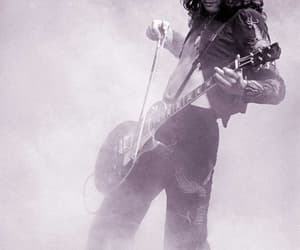 jimmy page, music, and rock n roll image