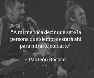 banda, cantante, and panteon rococo image