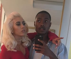 steve lacy and kali uchis image