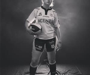 rugby and shooting image