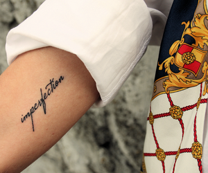 tattoo and imperfection image