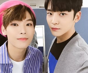 rowoon, inseong, and sf9 image