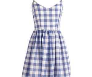 blue, transparent, and dress image