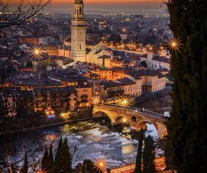 beautiful, travel, and verona image