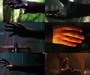 star wars, parallels, and love image