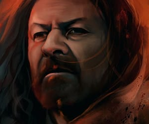 game of thrones and eddard stark image