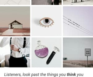 aesthetic, quotes, and welcome to night vale image